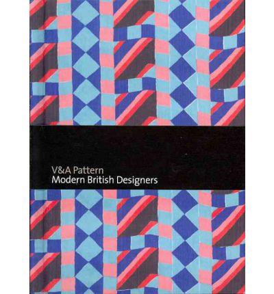 V and A patterns ; modern british designers