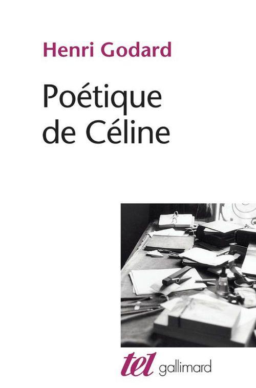 Poétique de Céline