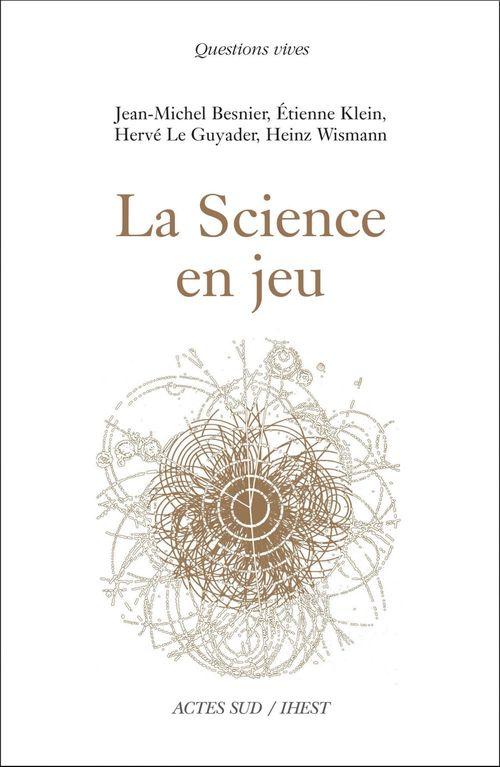 La science en jeu