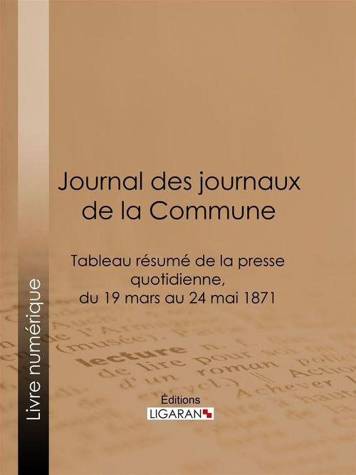 Journal des journaux de la Commune