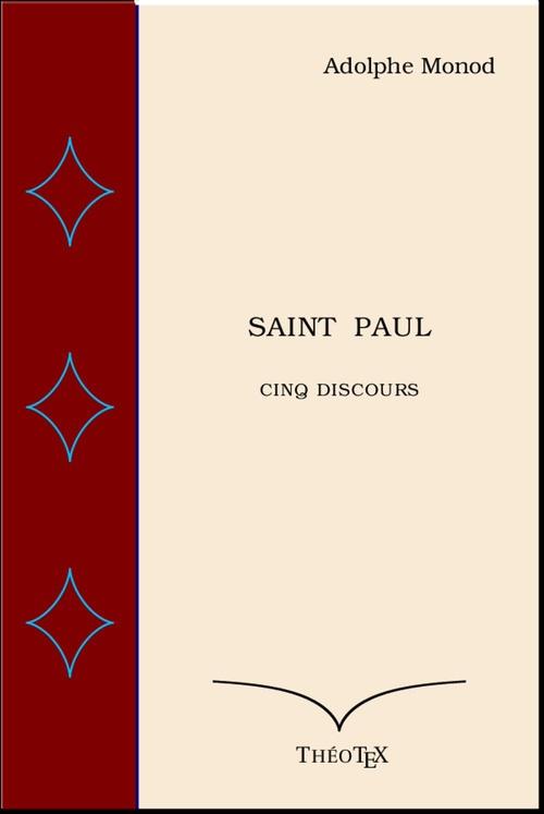Saint Paul, cinq discours