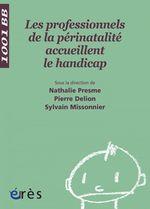 Vente EBooks : Professionnels de la périnatalité  - Sylvain Missonnier - Pierre DELION - Nathalie Presme