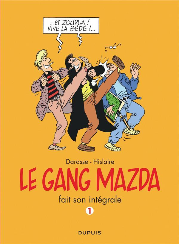 Le gang Mazda ; intégrale t.1