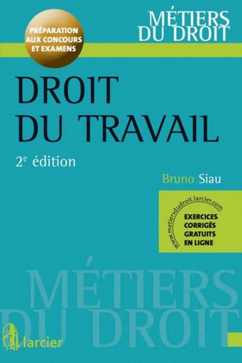 Droit du travail - 2eme edition