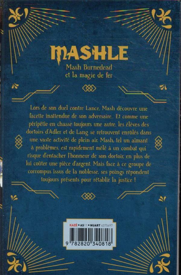 Mashle t.2