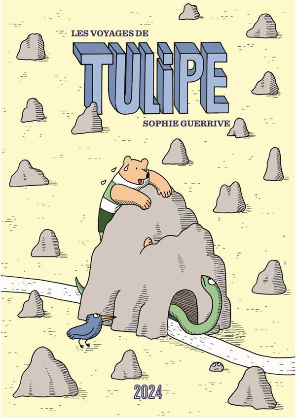 Tulipe T.2 ; les voyages de Tulipe