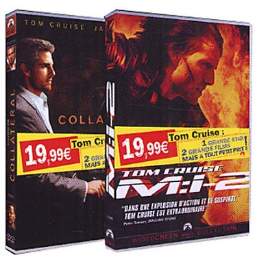 Collateral + M:I-2 - Mission Impossible 2