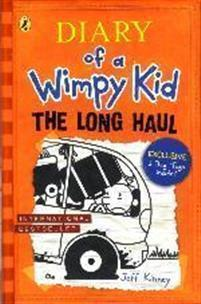 Long Haul (Diary Of A Wimpy Kid Book 9), The