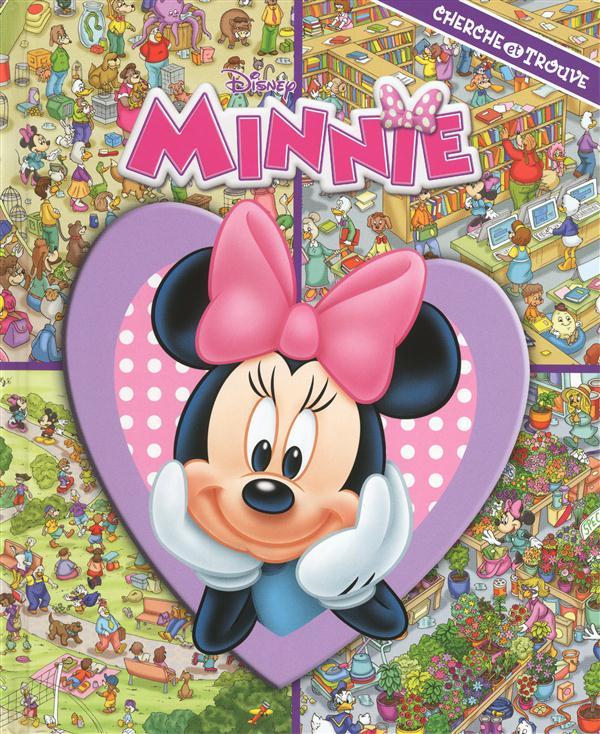 Cherche et trouve ; Minnie