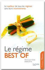 Vente Livre Numérique : Le régime Best of  - Marie-Laure André