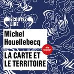 Vente AudioBook : La carte et le territoire  - Michel Houellebecq