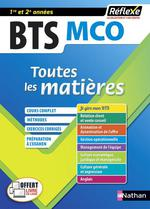 REFLEXE BTS T.7 ; management commercial opérationnel ; BTS MCO ; 1er et 2e années