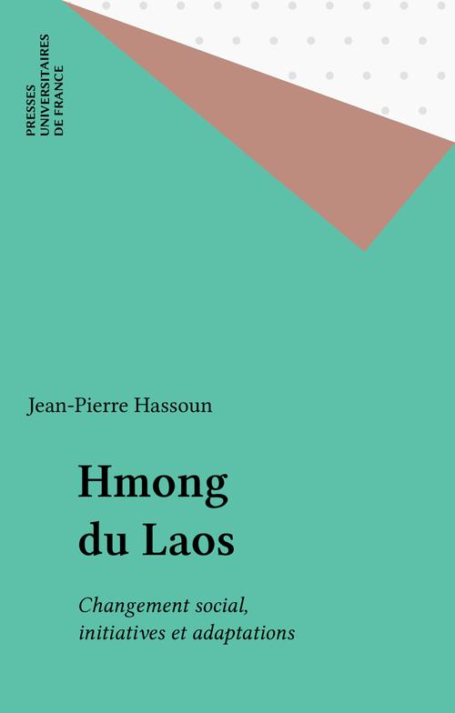 Hmong du Laos