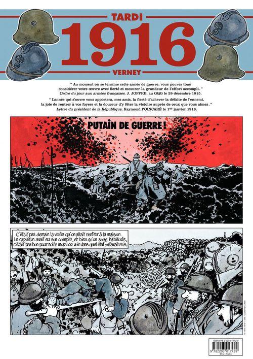 Journal de guerre t.3 ; 1916
