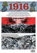 Journal de guerre t.3 ; 1916  - Jacques Tardi - Jean-Pierre Verney