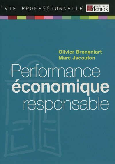 Performance Economique Responsable