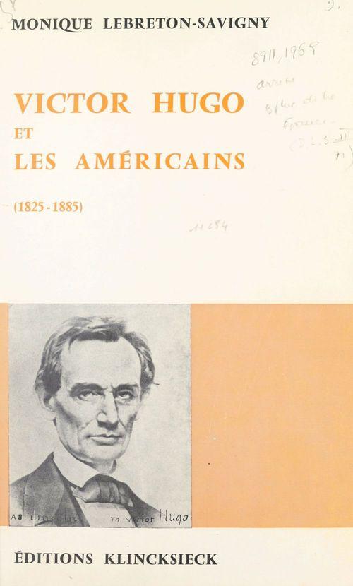 Victor Hugo et les Américains