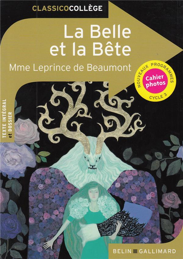 La Belle et la Bête, de Madame Leprince de Beaumont