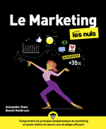 Vente EBooks : Le Marketing pour les Nuls , grand format , 4è éd  - Alexander HIAM - Benoît HEILBRUNN