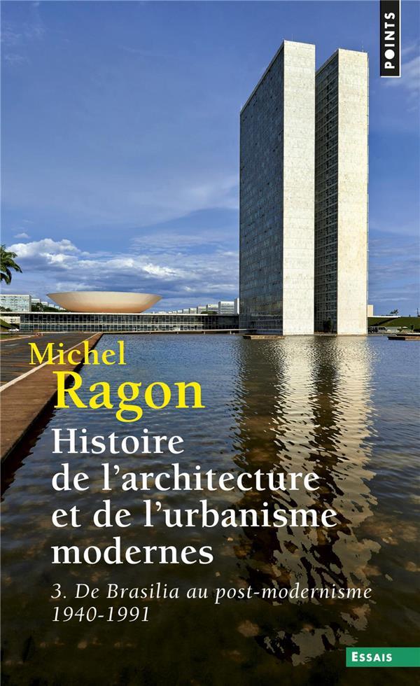 HISTOIRE DE L'ARCHITECTURE ET DE L'URBANISME