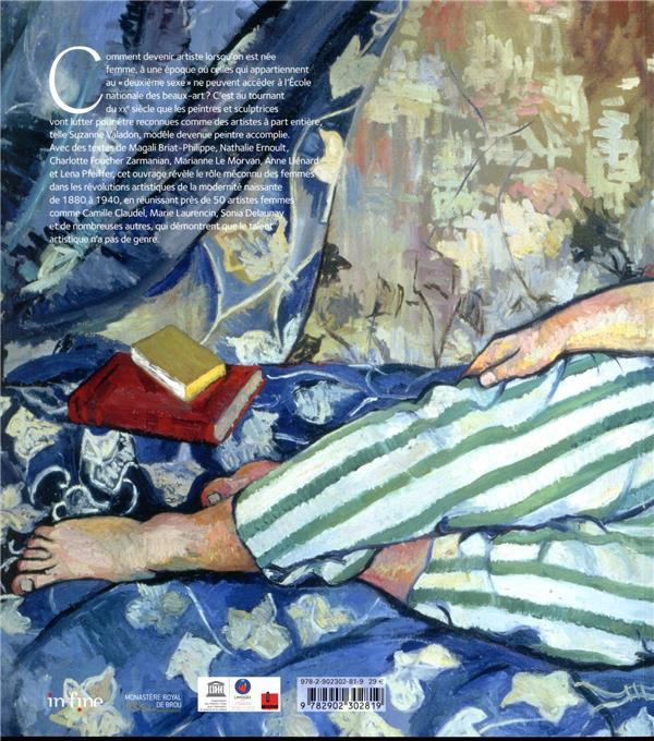 Valadon et ses contemporaines ; peintres et sculptrices, 1880-1940