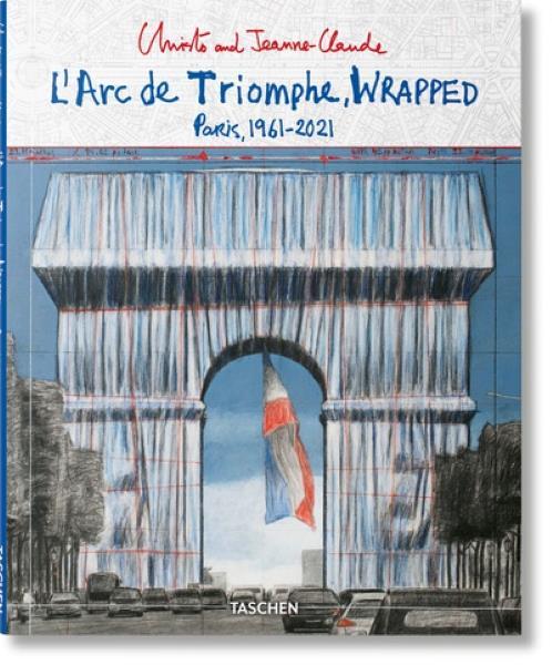 Christo et Jeanne-Claude : l'Arc de Triomphe, Wrapped