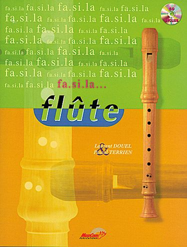 Fa Si La Flute V.1 + Cd