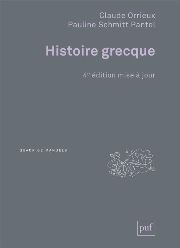 Histoire grecque (4e édition)
