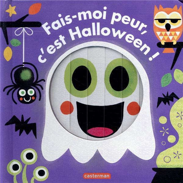 Fais-moi peur, c'est Halloween !