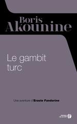 Vente Livre Numérique : Le gambit turc  - Boris Akounine