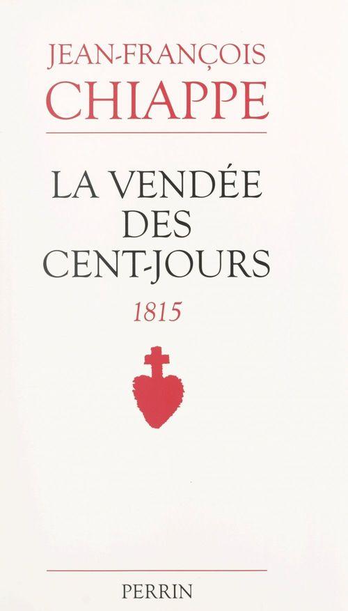 La Vendée des Cent-Jours