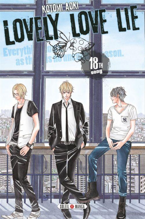 Lovely love lie T.18
