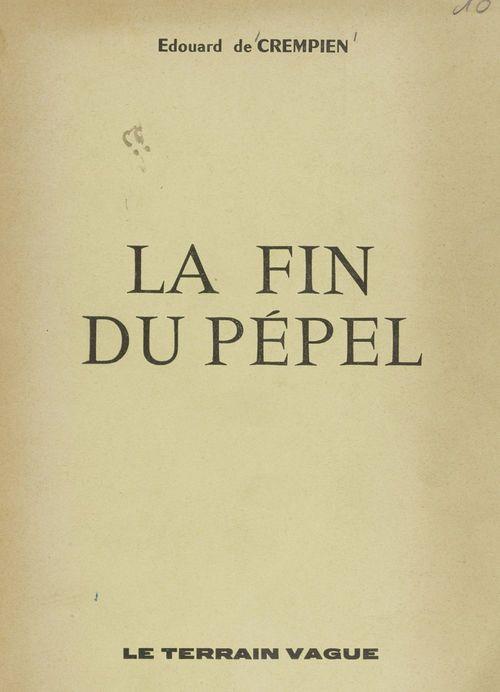 La fin du Pépel