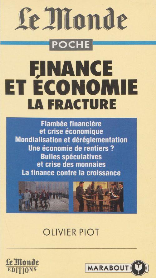 Finance et economie