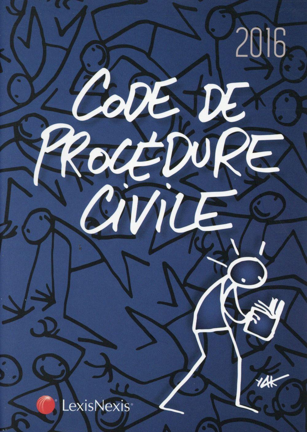 Code de procédure civile (édition 2016)