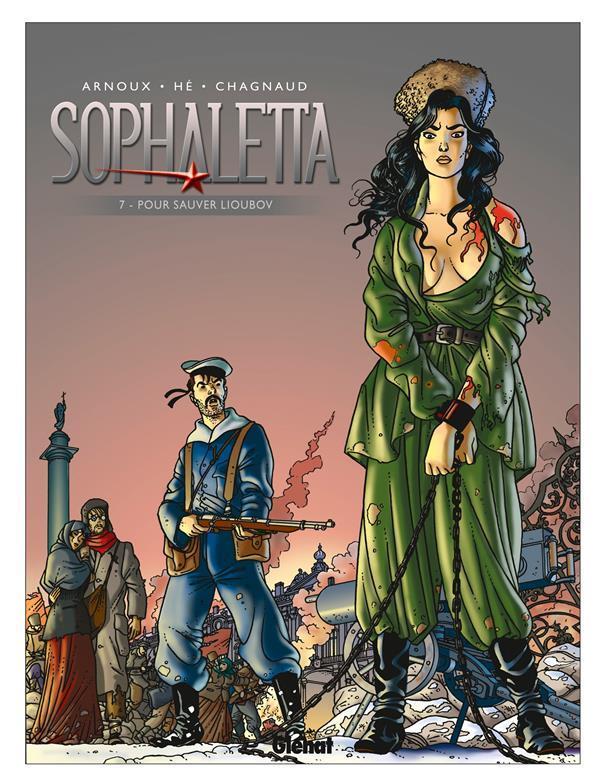 Sophaletta t.7 ; pour sauver Lioubov