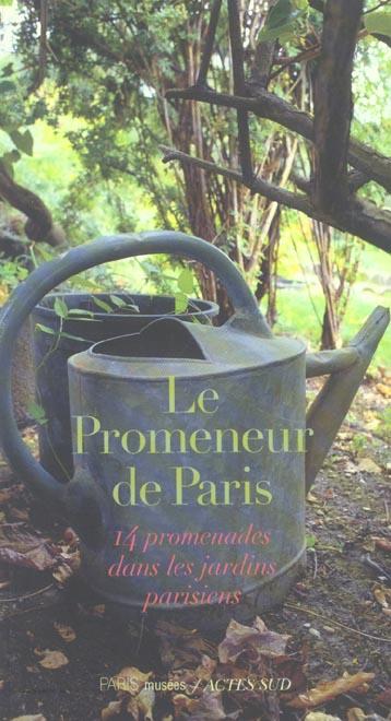 Le promeneur de Paris