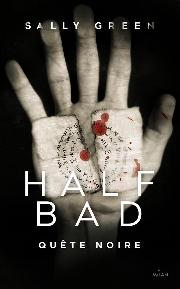 Half bad t.3 ; quête noire