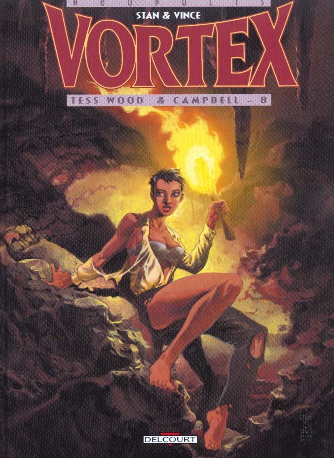 Vortex T08 Tess Wood & Campbell