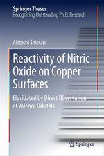 Reactivity of Nitric Oxide on Copper Surfaces  - Akitoshi Shiotari