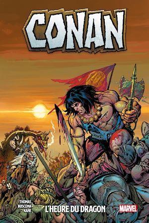 Conan ; hour of the dragon