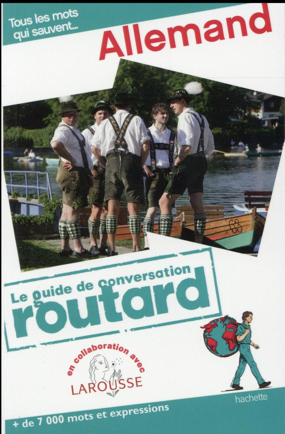 Le Guide De Conversation Routard ; Allemand