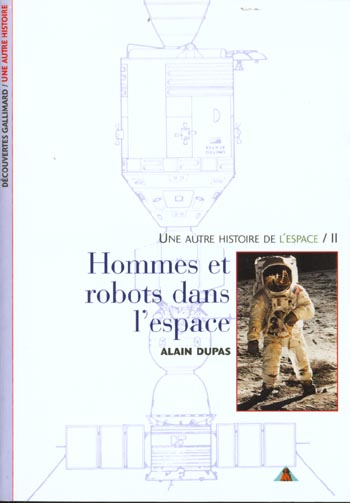 Hommes Et Robots Dans L'Espace