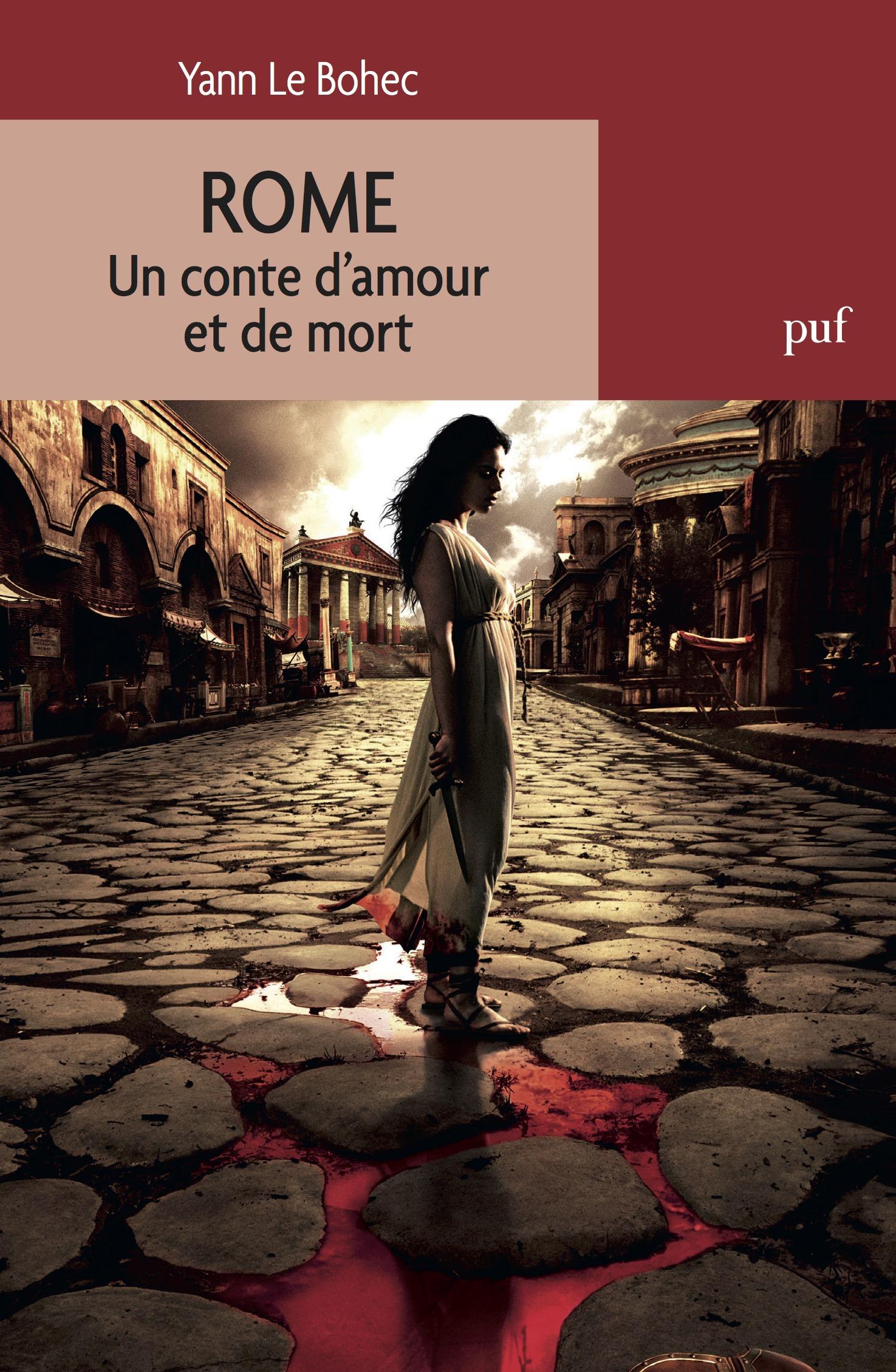 Rome ; un conte d'amour et de mort