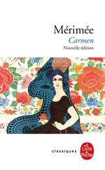 Vente Livre Numérique : Carmen (Nouvelle édition)  - Prosper Mérimée