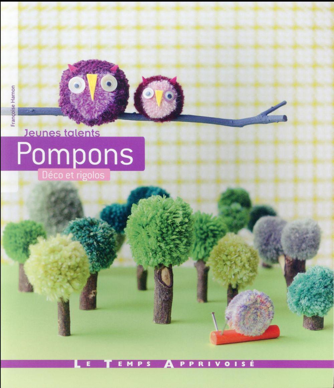 Pompons Deco & Rigolos