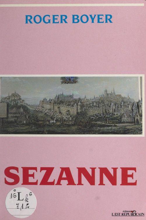 Sézanne  - Roger Boyer