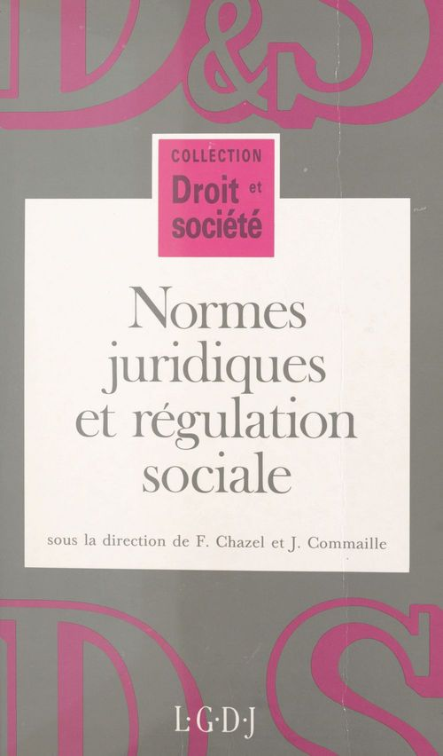 Normes jurid. regulation soc.