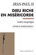 Vente Livre Numérique : Dieu riche en miséricorde  - Jean paul ii