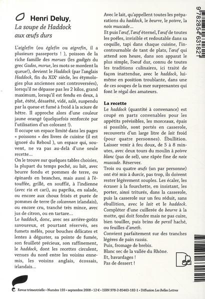 Action poetique t.193